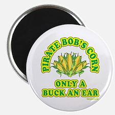 """Buck an Ear 2.25"""" Magnet (10 pack)"""