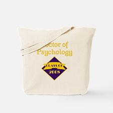 Psychologist Tote Bag