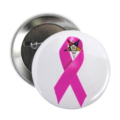 OES Breast Cancer Awareness Button