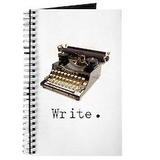 Typewriter Journal