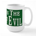 Mug, Large, Evil, 1