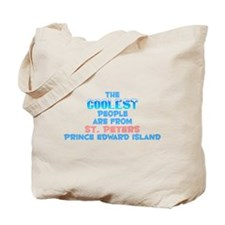 Coolest: St. Peters, PE Tote Bag