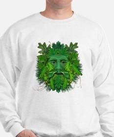 Green Man (Summer) Sweatshirt