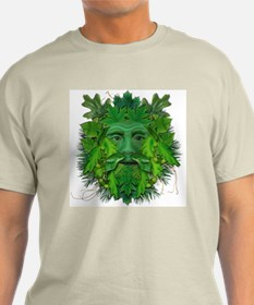 Green Man (Summer) T-Shirt