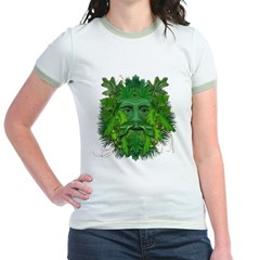 Green Man (Summer) T
