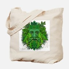 Green Man (Summer) Tote Bag