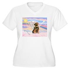 Angel / Border Terrier T-Shirt