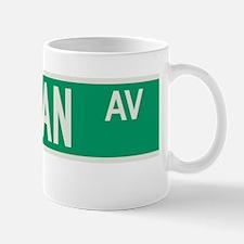 Sherman Avenue in NY Mug