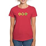 Yellow Daylilies Women's Dark T-Shirt