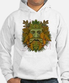 Green Man (Autumn/Fall) Hoodie