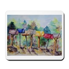 Country Mailboxes Mousepad