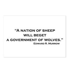 Nation of Sheep Postcards (Package of 8)