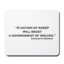 Nation of Sheep Mousepad