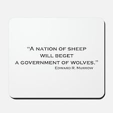 Nation of Sheep Mousepad