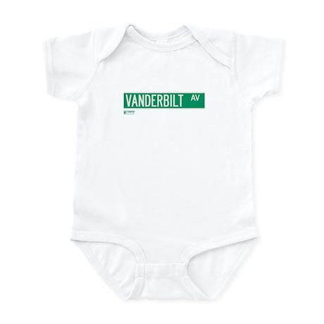 Vanderbilt Avenue in NY Infant Bodysuit