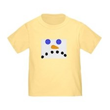 Don't Eat The Yellow Snow Man T
