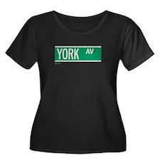York Avenue in NY T