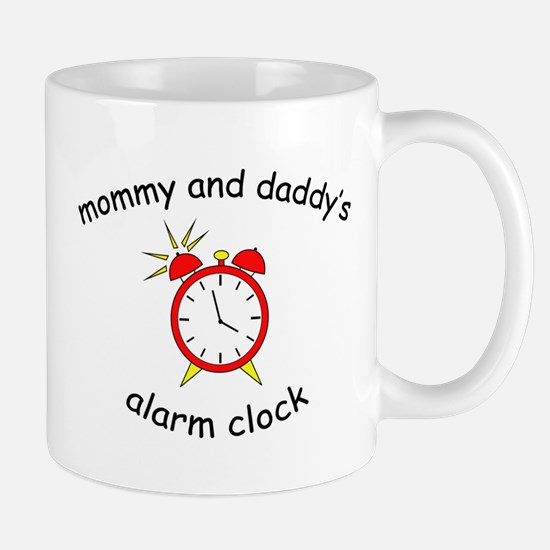 Mommy's Alarm Clock Mug