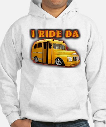 I RIDE THE YELLOW BUS Hoodie