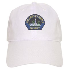 Mormon Temple Security Cap