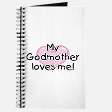 My Godmother loves me (pk) Journal