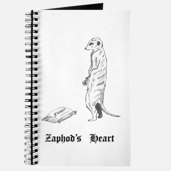 Zaphod's Heart Journal