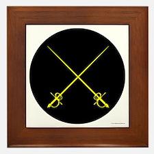 Rapier Marshal Framed Tile