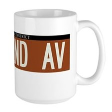 West End Avenue in NY Mug