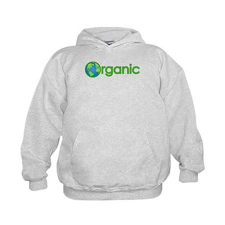 Organic Earth Kids Hoodie