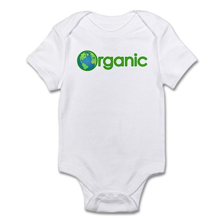 Organic Earth Infant Bodysuit