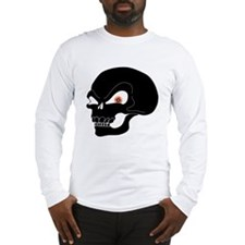 Malicious Skull Long Sleeve T-Shirt