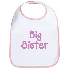 Big Brother/ Sister Bib