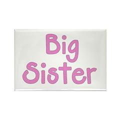 Big Brother/ Sister Rectangle Magnet