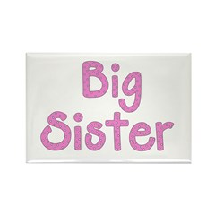 Big Brother/ Sister Rectangle Magnet (100 pack)