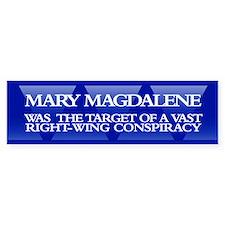 MARY MAGDALENE Bumper Bumper Sticker