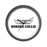 Border collie agility Basic Clocks
