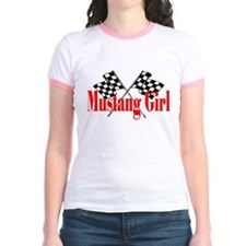 Mustang Girl T