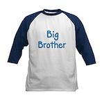 Big Brother/ Sister Kids Baseball Jersey