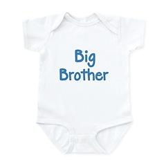 Big Brother/ Sister Infant Bodysuit