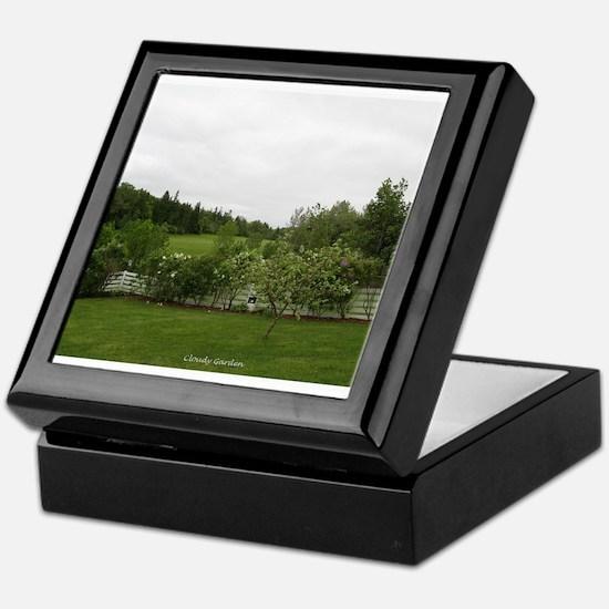Cool Edward Keepsake Box