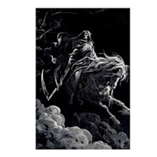 Death Angel Postcards (Package of 8)
