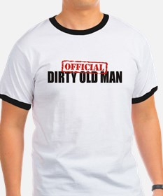 Official Dirty Old Man  T
