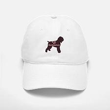 BFF Black Russian Terrier Baseball Baseball Cap