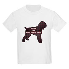 BFF Black Russian Terrier T-Shirt