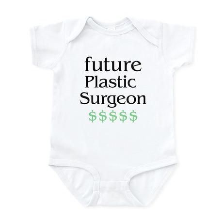 future plastic surgeon Infant Bodysuit