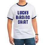 Lucky Birding Ringer T