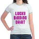 Lucky Birding Jr. Ringer T-Shirt