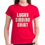 Lucky Birding Women's Dark T-Shirt