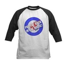 Rock In The House! Curling Tee