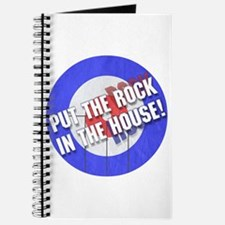 Rock In The House! Curling Journal